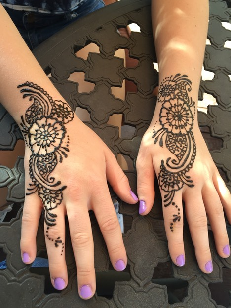 Best Denver Face Painters and Henna Artists | Colorado
